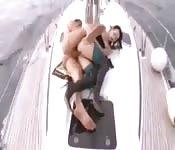 Voyage naval anal