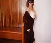 Femme amatrice mexicaine mûre