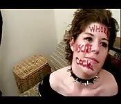 Humilhação facial