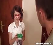 Estudante perdindo ajuda