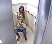 Prise dans la salle de bains