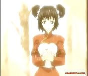 Abuser de la geisha