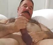 Cuando los hombres se masturban
