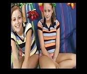 Dwie zdzirowate bliźniaczki
