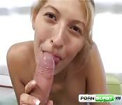 Una ragazza argentina