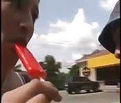 Vollbusige mexikanische MILF