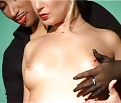 Interracial Fetish-Lesbensex