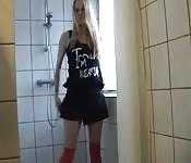 Jeune femme danoise amateur