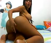La came latina fille Natalyhot21