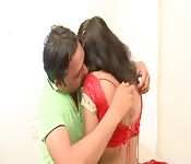 Beautiful, slow, romantic Indian sex