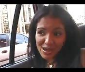 Seks z piękna Wenezuelką