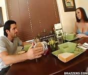 Café da manhã infiel