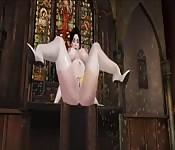 La Cathédrale du Péché 3D