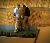 Jogando com suas bolas
