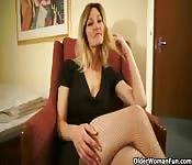 O vídeo secreto da mãe