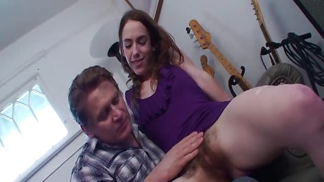 Guitar teacher fucks a naive schoolgirl 9