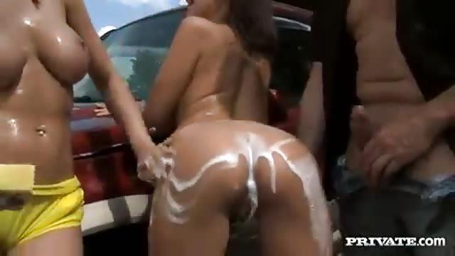 populair strippers anale seks