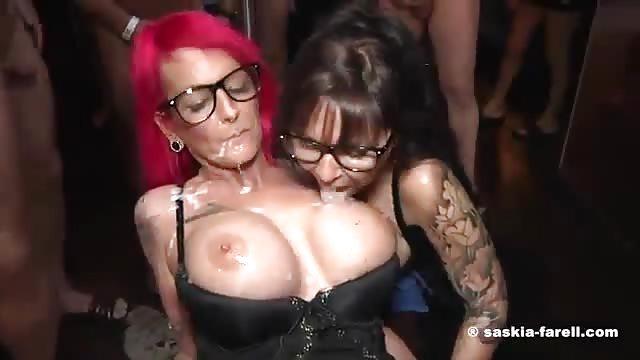 fotos de sexo con putas Bukkake