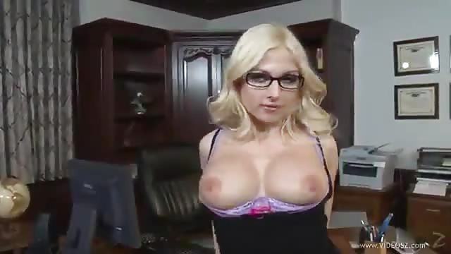 Christie Stevens is a horny assistant
