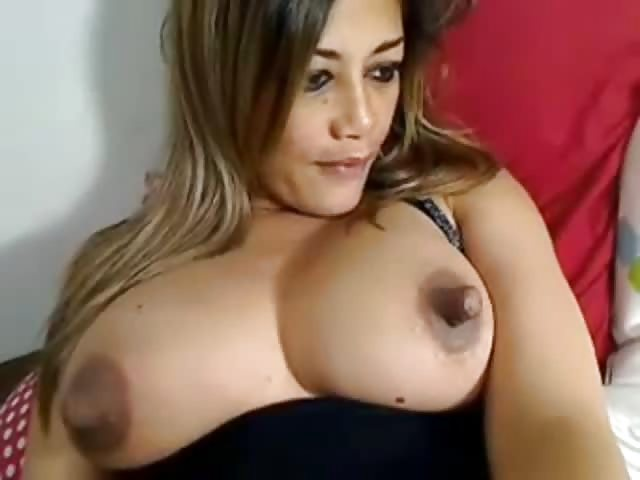 pezones rosados camshow
