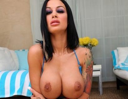 Angelina valentine new porn