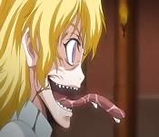 Hentai demonen op een seksuele ravage