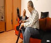 Deutscher Porno mit Oma von nebenan Margit S.