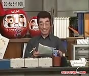 Funny Japanese Show Sexy Staff