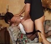 Masturbación y polvo sexis
