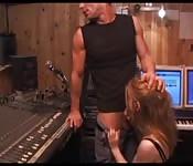 Orgía en la grabación