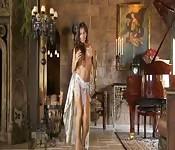 Taniec seksownej Arabki