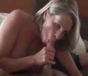 Mamada mágica y sesión de sexo