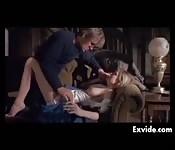 Recopilación de escenas sexuales de películas