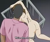 Dibujo animado especial hentai