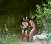 Vídeo porno con Adán y Eva