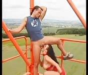 Acrobatische seks