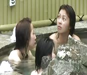 MILFs at the Onsen