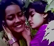 Indias lesbianas yendo al grano
