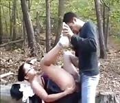 Liza dans les bois