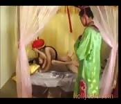 Dolce asiatica fa sesso