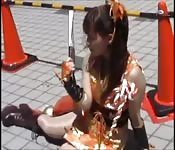 Compilation sexy de cosplay