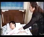 Asian family sexy