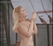 Heiße italienische Dusche