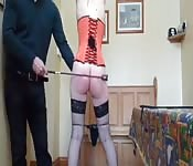 Crops Of Spanking