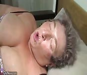 Two BBW matures are fucking
