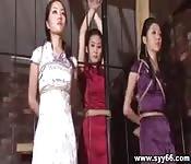 Bellissime fregne asiatiche