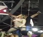 Esperanza Gomez in club
