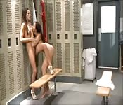 Seduction in the changing room
