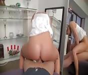 Spieglein Spiegel, zeig mir meine Sex-Fähigkeiten