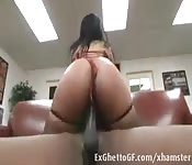 BBC and Big Ebony Ass